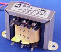 Hammond 125 output