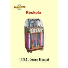 1952 Service manual model 1434 super rocket