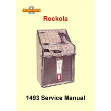 1962 Service manual model 1493 princess