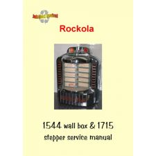 Service manual wall box 1544 + stepper 1715