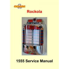 Service manual wall box 1555 120/220 selection