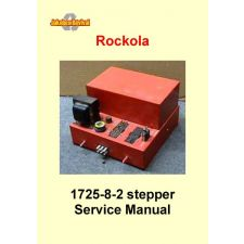 Service manual stepper 1725–8–2