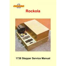 Service manual stepper 1738