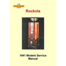 1941 Service manual tone colums & AC Remote control systems