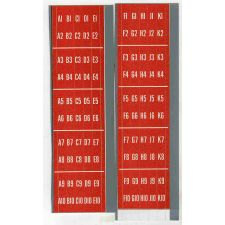 letters & nummers 3W1 wallbox