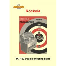 1972-1975 Trouble shooting models 447 until 452
