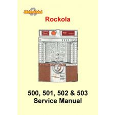 Service manual wall box 500 & 501 & 503 & 504