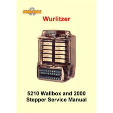 Service manual 5210 wallbox + stepper