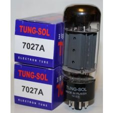 Buis 7027 matched Tungsol