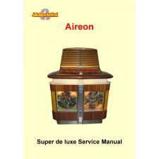 Service manual Aireon Super de luxe 1946