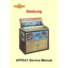1965 Service manual APFEA1 – Fleetwood
