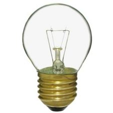 Lamp 110-130 V 10 W (E27 = grote fitting)