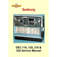 1969 > Service manual Wallbox DEC 110, 125, 210 & 225