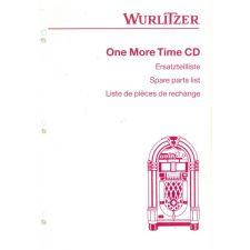 Wurlitzer OMT CD spare parts list