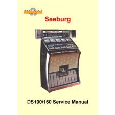 1962 Service manual DS100/160