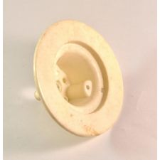 Gottlieb pinball machine Pop Bumper Body white - part# D10435