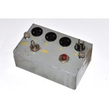 AMI D, E, F, G Mechanism Junction Box (gray) - part# L-519 / H-2037
