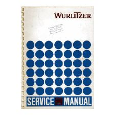 Wurlitzer 1976 phonograph service manual