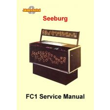 1973 Service manual FC1 - Regency en FC2 - Hutch