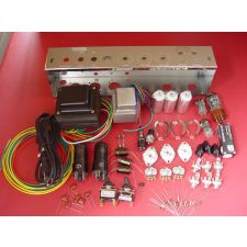 Fender Style Tweed Deluxe 5E3 Amp Kit
