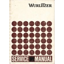 Wurlitzer 1979 phonograph service manual