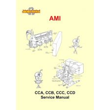 Service manual stepper CCA-CCB-CCC-CCD