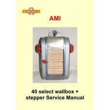 Service manual 40 select wall box + stepper