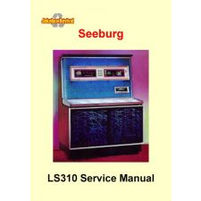 1969 Service manual LS3(10) – Apollo
