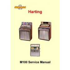 Service manual Harting M100 K/W