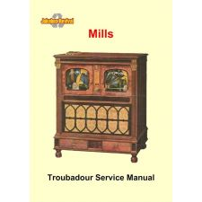 Service manual Mills Troubadour