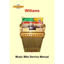 Manual Williams Music Mite