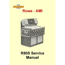 1976 Service manual R 80S Imperial