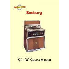 1970 Service manual SE100 – Golden Jet
