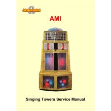 1939-1942 Service manual Singing Towers