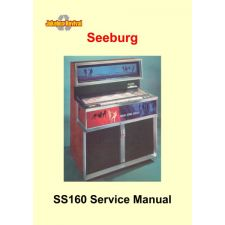 1966 Service manual SS160 – Stereo Showcase