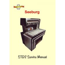 1975 Service manual STD2 - Entertainer