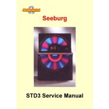 1976 Service manual STD3 - Sunstar