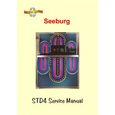 1977 Service manual STD4 - Mardi-gras