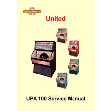 Service manual United UPA–100