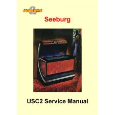 1971 Service manual USC2 – Musical Bandshell