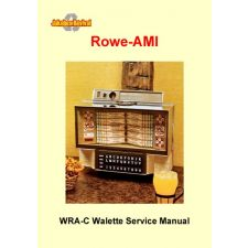 Service manual wall box WRA-WRC series
