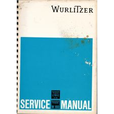 Wurlitzer Lyric 1969 service manual