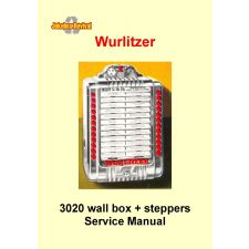 3020 wall box + steppers service manual